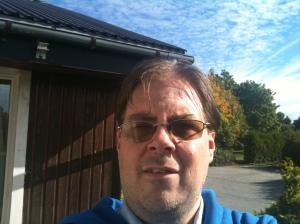 Min nya profilbild