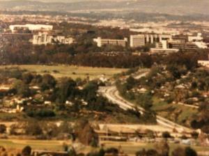 View of La Jolla from Memorial Cross