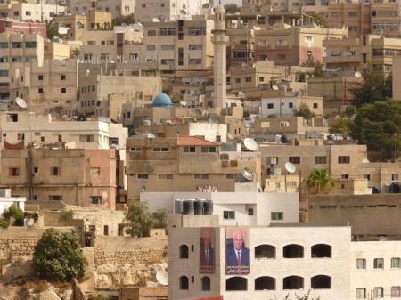 Jordaniens historia